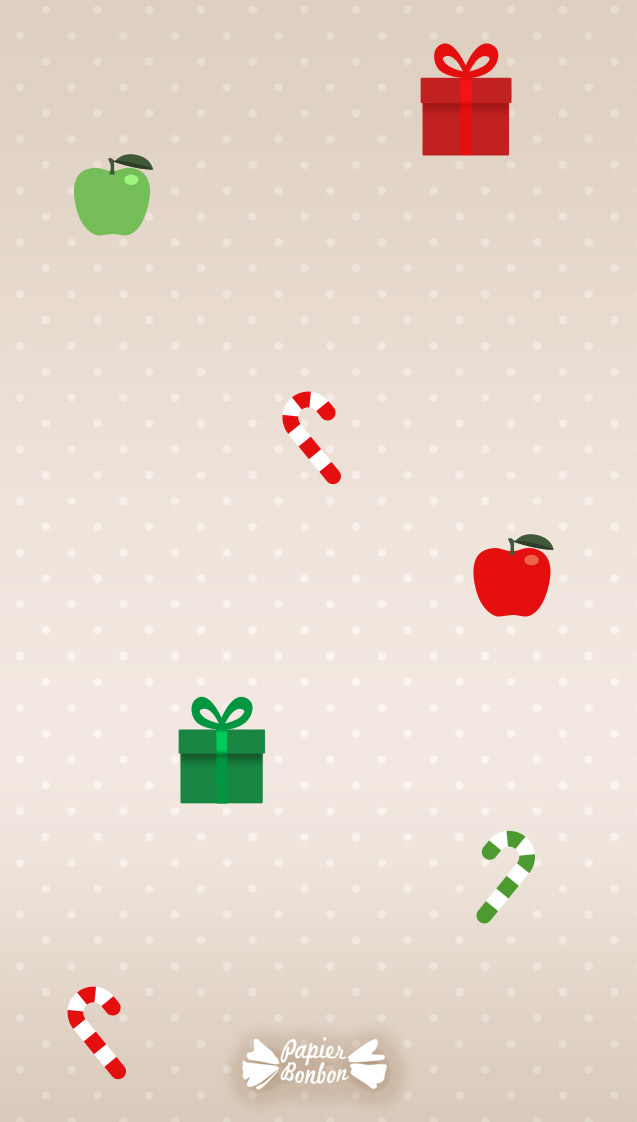Advent Calendar Live Wallpaper : December calendar gnomes advent papier bonbon