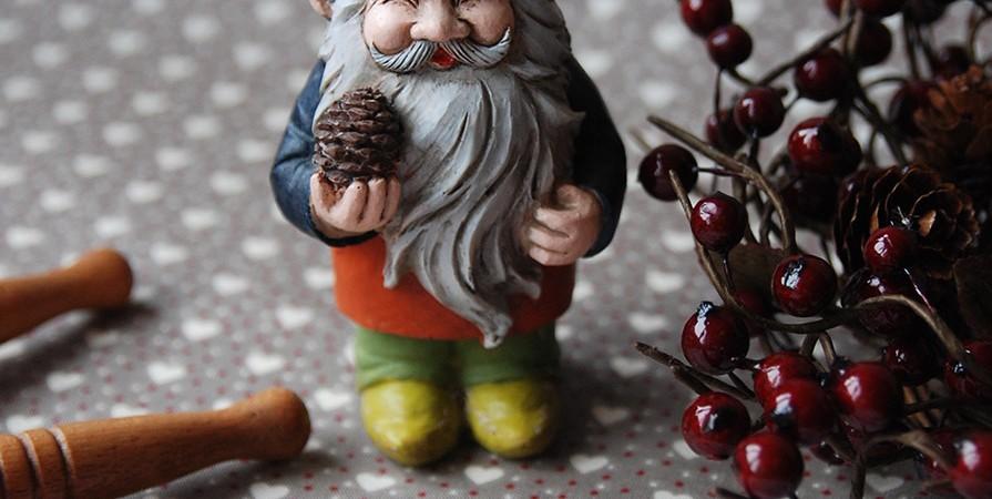 december printable calendar the gnomes