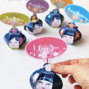 boîte kokeshi - boîte kokeshi tag